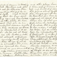 Letter from Abbie Danforth to C. Flint, 4/29/1911, page 2