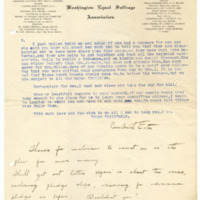 Letter from Cora Smith Eaton to Emma Smith DeVoe, 8/18/1908, page 3