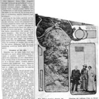 Page 088 : Spokane Suffragist Plants Flag on California Peak