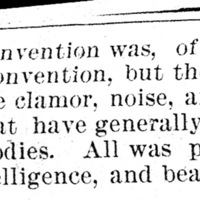 Page 071 : [news clipping: Review of E.S.A. convention]