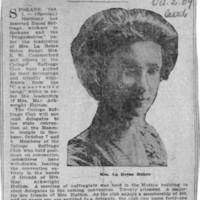 "Page 006 : ""Progressive"" Suffragists Desert Conservative Camp"