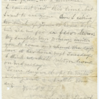 Letter from Luci Isaacs to Emma Smith DeVoe, 4/19/1910, page 2