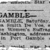 Page 148 : Port Gamble-