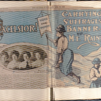 Page 014 : Carrying Suffrage's Banner Up Mt. Rainier