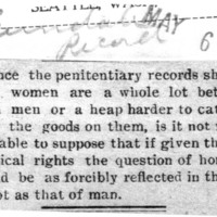 Page 129 : [Women Honorable on Ballot]
