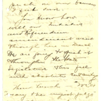 Letter from Adella Parker to Emma Smith DeVoe, 4/13/1908, page 5
