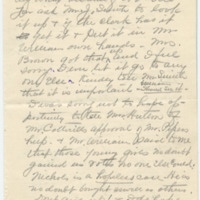 Letter from S.K. to Emma Smith DeVoe,[ 2/?/1909], page 3