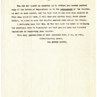 Letter from Ida Harper to Cora Smith King, 1/12/1921, page 2