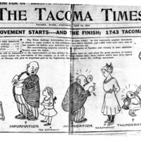 Page 142 : This is How a Suffrage Movement Starts -- And the Finish