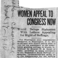 Page 121 : Women Appeal to Congress Now