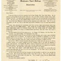 Letter from Cora Smith Eaton to 'Dear Friend', 9/20/1907, page 1