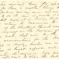 Letter from Edyth Weatherred to Emma Smith DeVoe, 4/16/1912, page 2