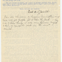 Letter from Edith Jarmuth to Emma Smith DeVoe, 8/31/1908, page 2