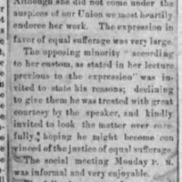 Page 37 : [news clipping: Emma Smith DeVoe in Oelrichs]