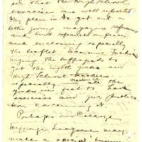 Letter from Adella Parker to Emma Smith DeVoe, 4/13/1908, page 2