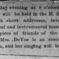 Page 33 : [news clipping: Emma Smith DeVoe in Black Hills