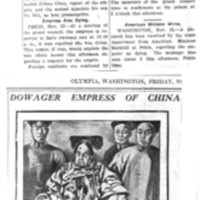 Page 095 : Emperor Of China Is Reported Dead, And The Dowager Empress Dying