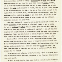 Letter from Ida Harper to Cora Smith King, 12/4/1920, page 2