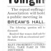 Page 073 : Flyer: E.S.A. public meeting