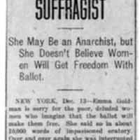 Page 091 : Emma Goldman no Suffragist