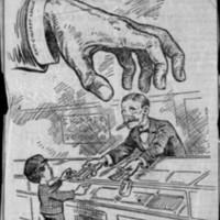 Page 089 : [cartoon: Anti-Cigaret League