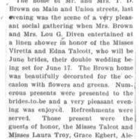 Page 065 : Linen Shower For Popular June Brides