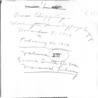 Page 002 : [Handwritten description of Scrapbook]