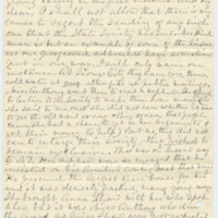 Letter from C. Flint to Emma Smith DeVoe, 5/13/1892, page 2