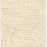 Letter from C. Flint to Emma Smith DeVoe, 5/11/1892, page 2