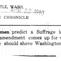 Page 099 : [Suffrage Landslide]