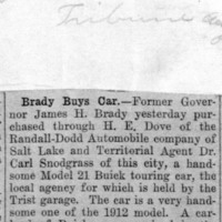 Page 089 : Brady Buys Car