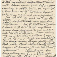 Letter from Luci Isaacs to Emma Smith DeVoe, 4/12/1908, page 2