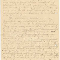 Letter from Ida A. Allen to Emma Smith DeVoe, 12/23/1910, page 2