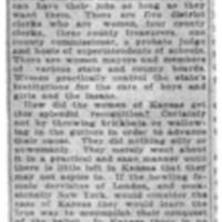 Page 131 : The Gentler Sex : Women in Kansas
