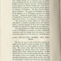 Page 236 : Female Suffrage : from the viewpoint of a male democracy (Page 26)