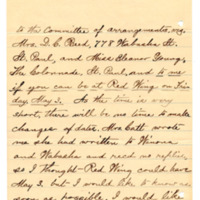 Letter from Julia Nelson to Emma Smith DeVoe, 4/22/1895, page 3