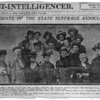 Page 070 : Presidents of the State Suffrage Associations