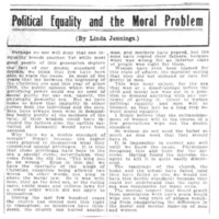 Page 021 : Political Equality and the Moral Problem