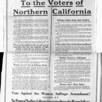 Page 237 : To the Voters of Northern California