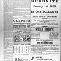 Page 73 : The Dakota Huronite (Page 7)
