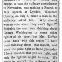 Page 094 : [Mrs.DeVoe - Clever Woman Campaigner]