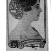 Page 113 : Mrs. C.H. Mackay Takes Helm of Equal Suffrage